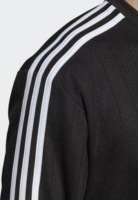 adidas Originals - BASEBALL CREWNECK SWEATSHIRT - Långärmad tröja - black - 5
