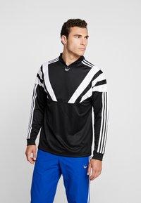 adidas Originals - Long sleeved top - black - 0