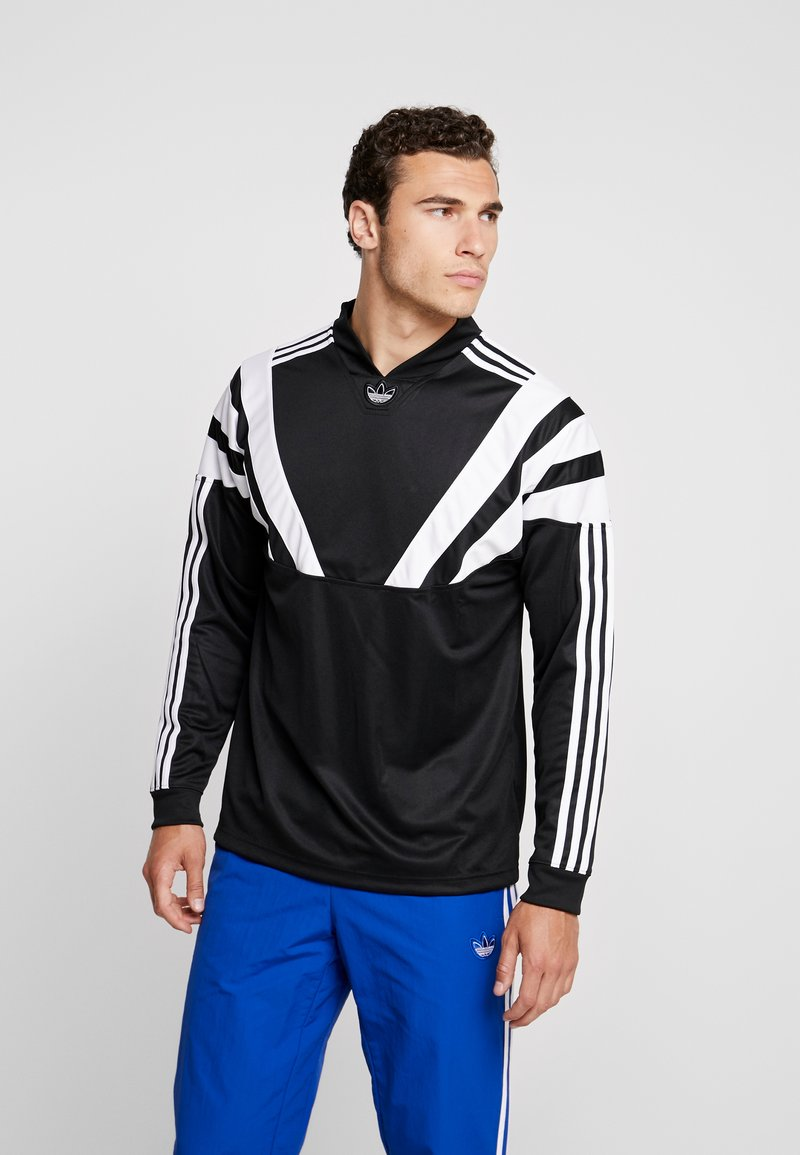 adidas Originals - Topper langermet - black