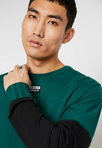 adidas Originals - REVEAL YOUR VOICE LONGSLEEVE - Longsleeve - collegiate green - 4