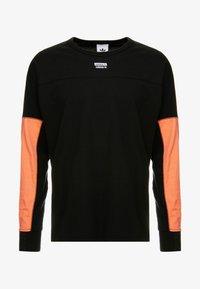 adidas Originals - REVEAL YOUR VOICE LONGSLEEVE - Long sleeved top - black - 3