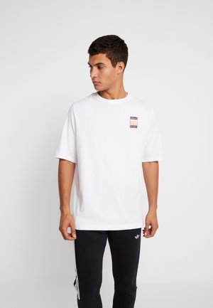 STREETSTYLE GRAPHIC TEE - T-shirt med print - white