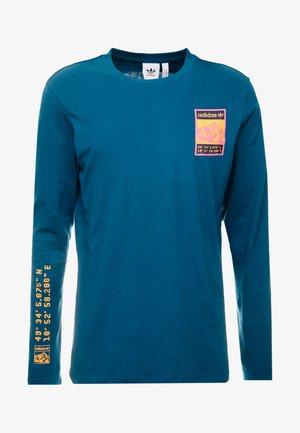 STREETSTYLE GRAPHIC LONGSLEEVE TEE - Camiseta de manga larga - tech mineral