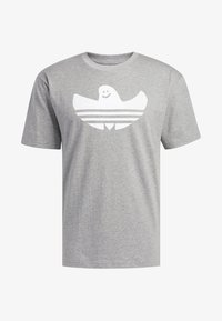 adidas Originals - SHMOO T-SHIRT - Print T-shirt - grey - 6