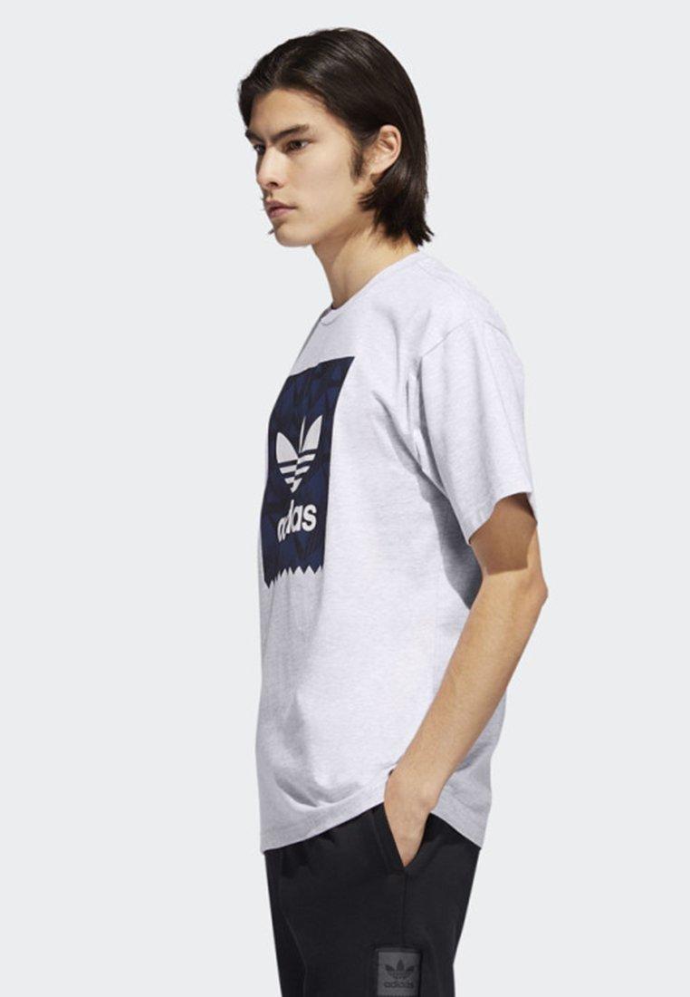 Originals Adidas Print blue shirtImprimé black Bb T Grey hdtQsrC