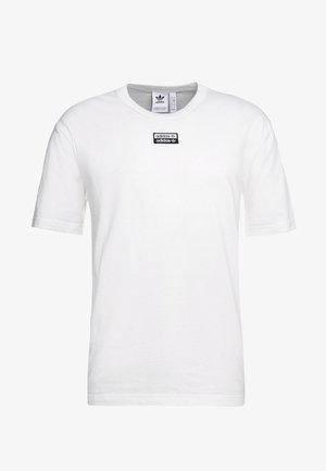 TEE - T-shirt imprimé - core white