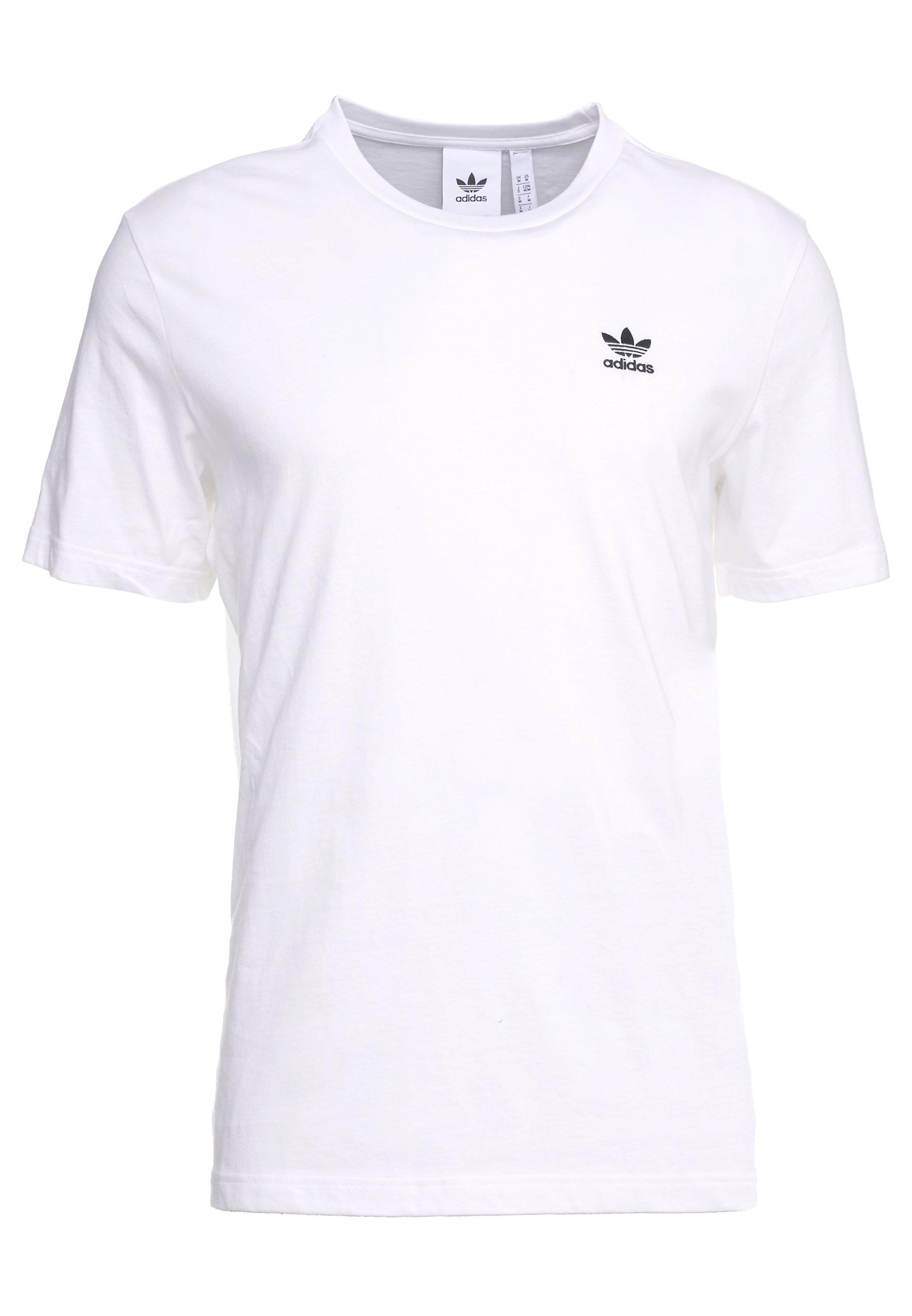 adidas Originals ESSENTIAL TEE T shirt basique white