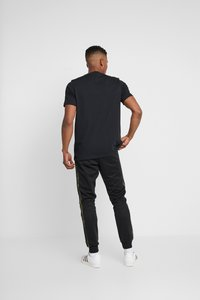 adidas Originals - ESSENTIAL TEE - T-shirt - bas - black - 2