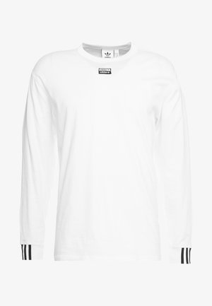 Long sleeved top - cwhite