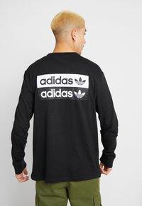 adidas Originals - Camiseta de manga larga - black - 2