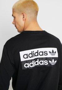 adidas Originals - Camiseta de manga larga - black - 5