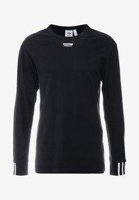 adidas Originals - Camiseta de manga larga - black - 4