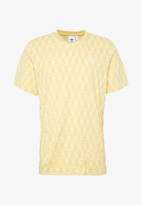adidas Originals - MONOGRAM SHORT SLEEVE GRAPHIC TEE - Camiseta estampada - coryel/easyel - 4