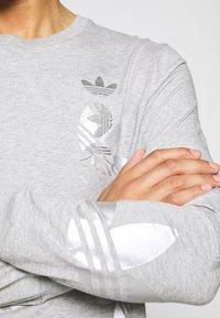 adidas Originals - Longsleeve - grey/silver - 4