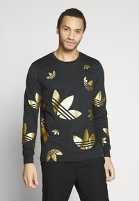 adidas Originals - Long sleeved top - black - 0