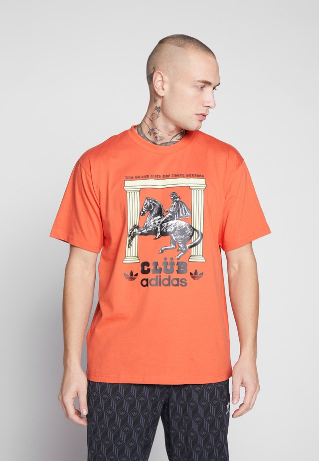 CLUBPILLARSTEE - Camiseta estampada - gloamb