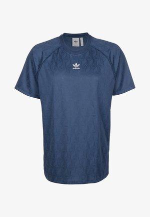 MONO  - T-shirt print - night marine