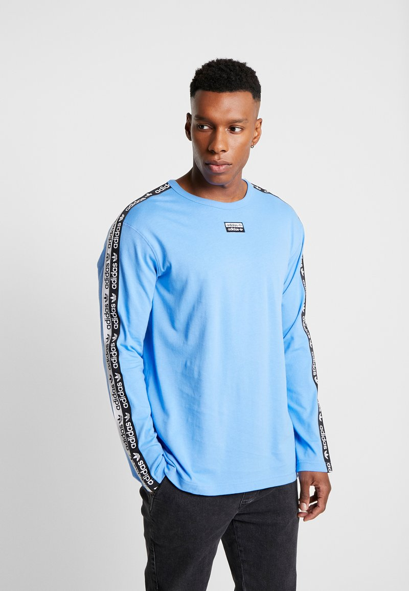 adidas Originals - Long sleeved top - real blue