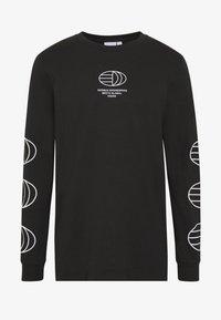 adidas Originals - GRAPHICS GRAPHIC TEE LONG SLEEVE T-SHIRT - Camiseta de manga larga - black - 3