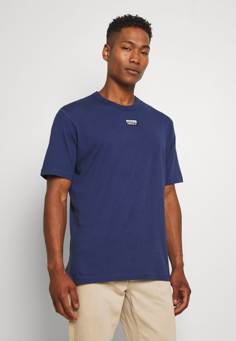 adidas Originals - TEE - Camiseta estampada - blue