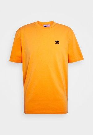TREFOIL TEE - T-shirt z nadrukiem - actgol/black