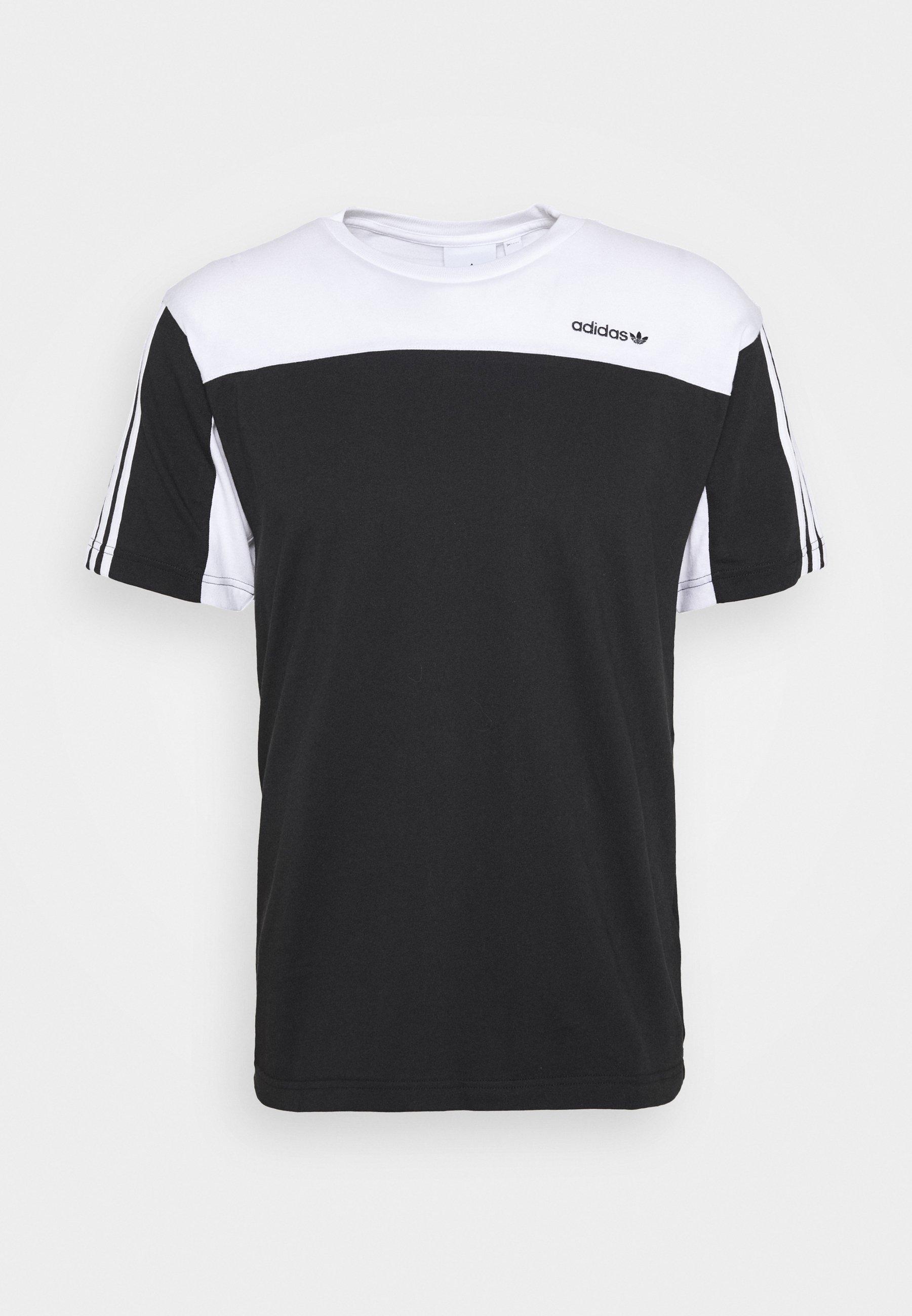 adidas Originals CLASSICS TEE T shirt imprimé black