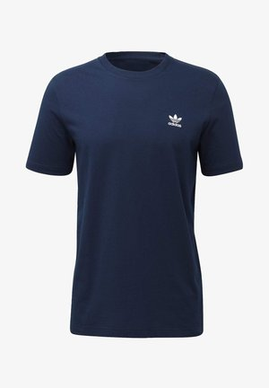 TREFOIL ESSENTIALS T-SHIRT - T-shirt basique - blue