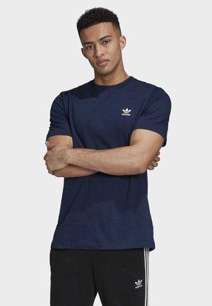 TREFOIL ESSENTIALS T-SHIRT - T-shirt basique - blue