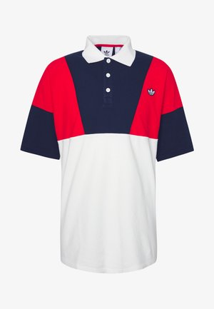 Koszulka polo - red/white/blue