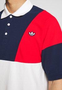 adidas Originals - Polo - red/white/blue - 5