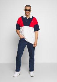 adidas Originals - Polo - red/white/blue - 1