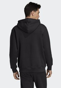 adidas Originals - FULL-ZIP HOODIE - Zip-up hoodie - black - 1