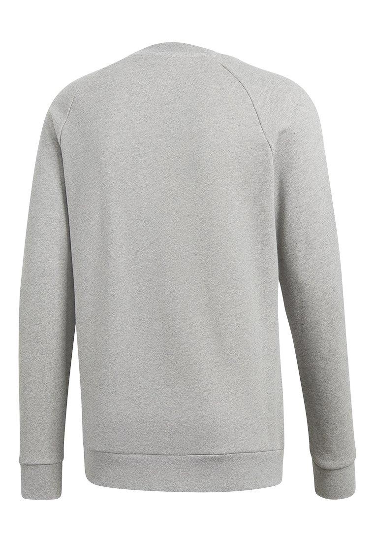adidas Originals ADICOLOR TREFOIL - Bluza - medium grey heather