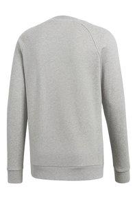 adidas Originals - ADICOLOR TREFOIL  - Bluza - medium grey heather - 1