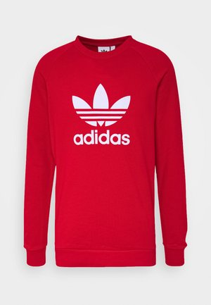 TREFOIL CREW UNISEX - Sweater - red