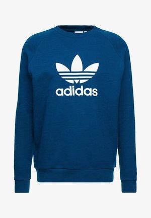 ADICOLOR TREFOIL PULLOVER - Sweatshirt - blue