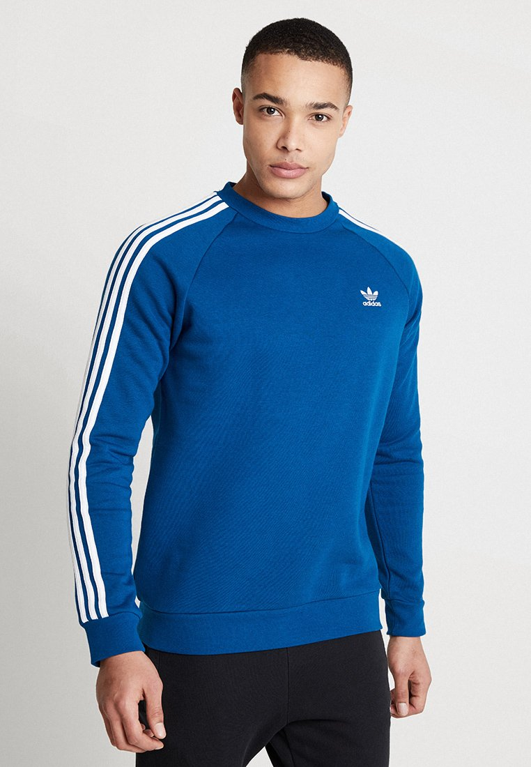adidas Originals - ADICOLOR 3 STRIPES PULLOVER - Sweatshirt - legmar