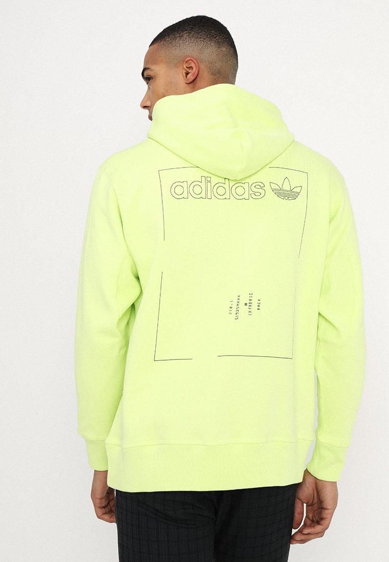 adidas Originals - HOODY - Hoodie - yellow