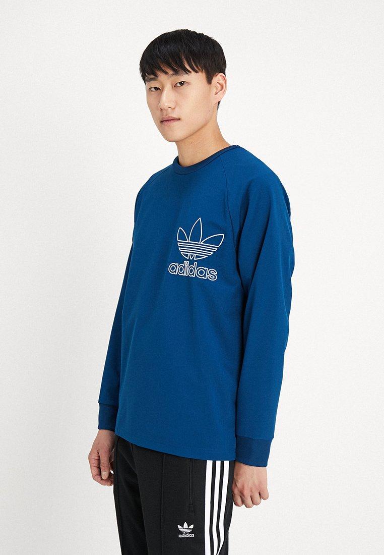 adidas Originals - OUTLINE CREW - Sweatshirt - legmar