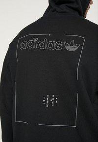 adidas Originals - HOODY - Hoodie met rits - black - 6