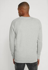 adidas Originals - ESSENTIAL TREFOIL PULLOVER - Sweatshirts - medium grey heather - 2