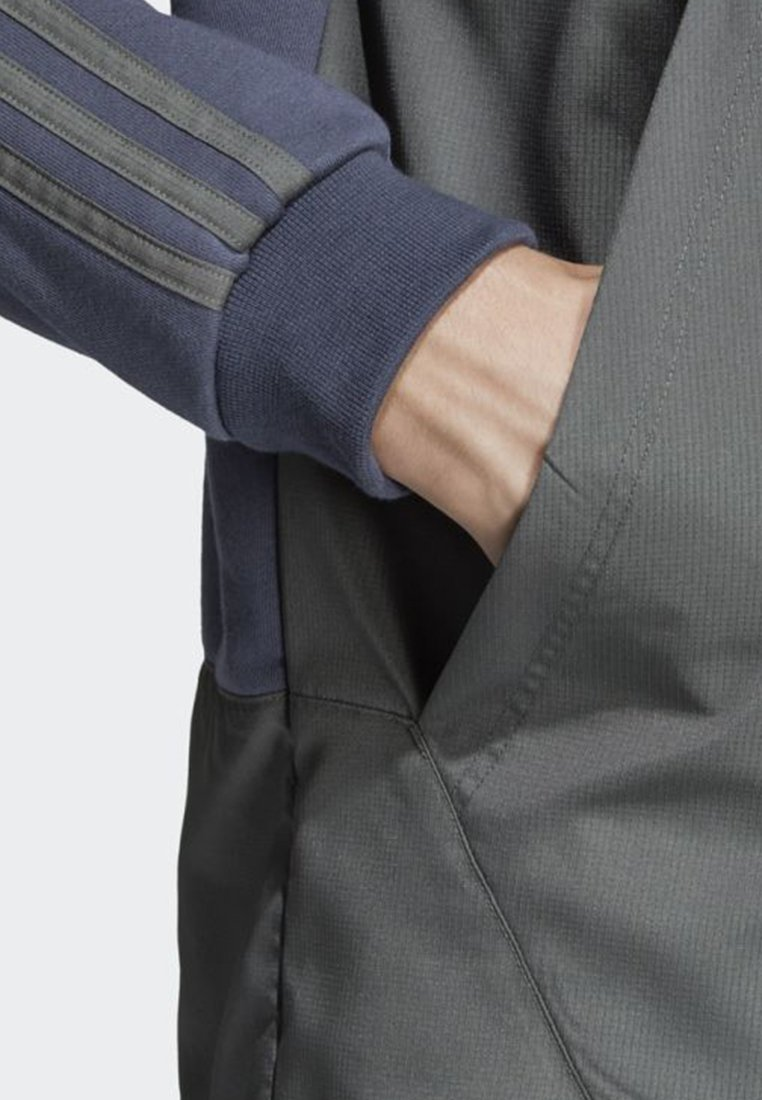Originals zip Pt3 Zippée Full En Sweat HoodieVeste Adidas Blue CsdtQrhx