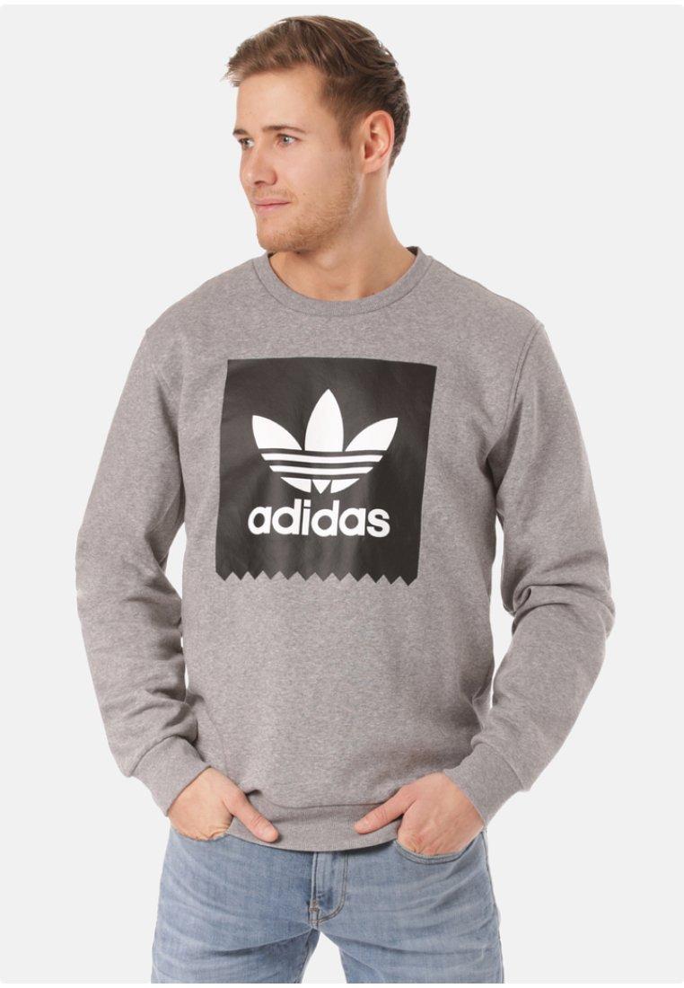 adidas Originals - BB CREWNECK SWEATSHIRT - Sweatshirt - gray