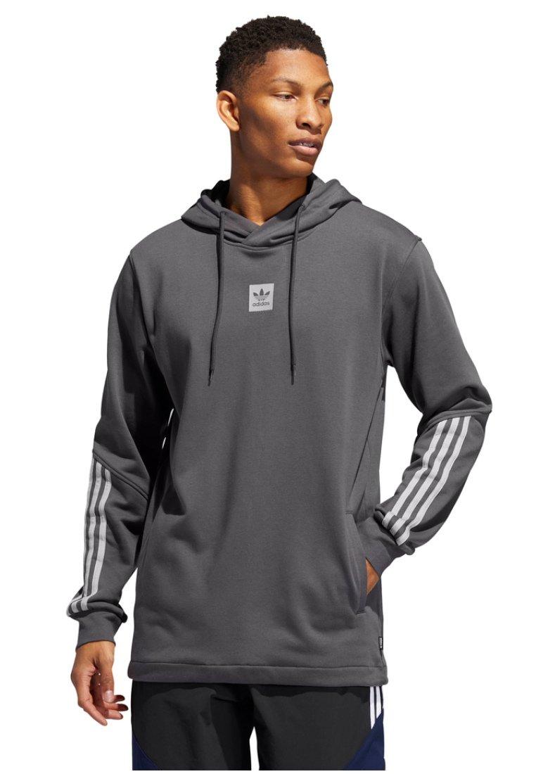 adidas Originals - Cornered Hoodie - Kapuzenpullover - grey