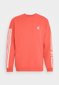adidas Originals - ADICOLOR TECH PULLOVER - Sweatshirt - trasca - 4