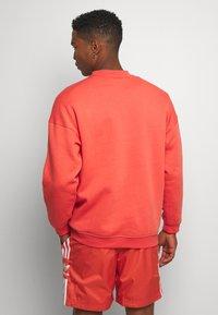 adidas Originals - ADICOLOR TECH PULLOVER - Sweatshirt - trasca - 2