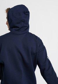 adidas Originals - ADICOLOR TECH HOODIE - Huppari - collegiate navy - 6