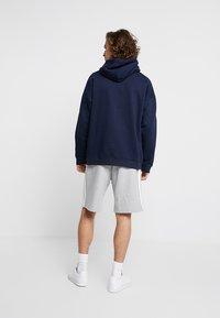 adidas Originals - ADICOLOR TECH HOODIE - Huppari - collegiate navy - 2