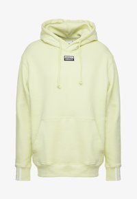 adidas Originals - REVEAL YOUR VOICE HOODY - Mikina skapucí - ice yellow - 4