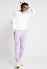 adidas Originals - REVEAL YOUR VOICE CREW - Sweatshirt - core white - 1
